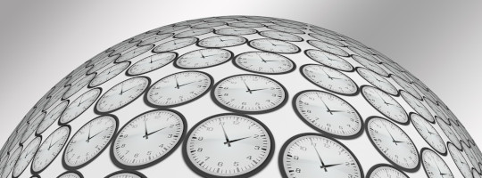 Time Is What Keeps Everything From Happening At Once – Quote
